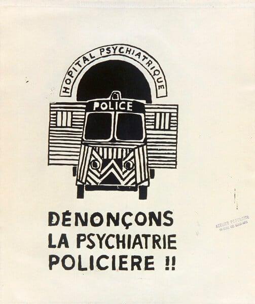 psychiatrie policière