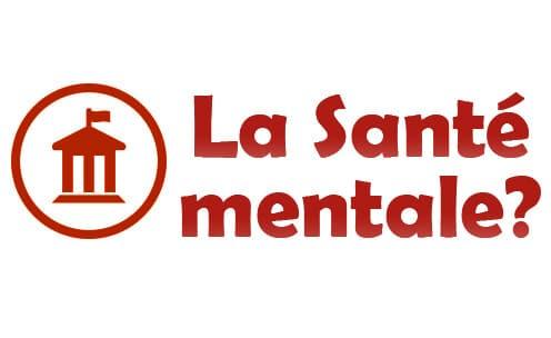 ministère santé mentale