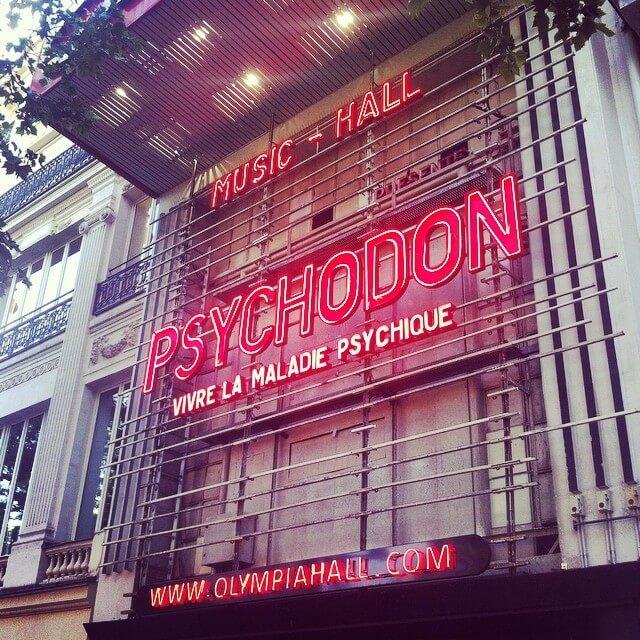 psychodon 2019