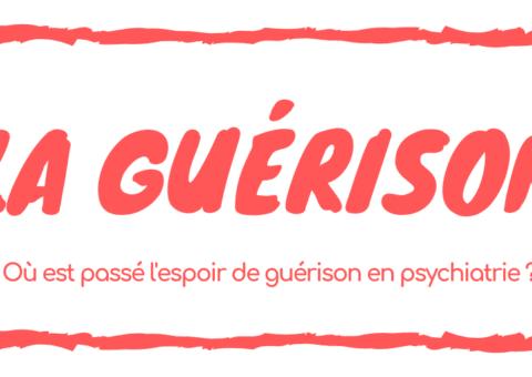 guérison psychiatrie