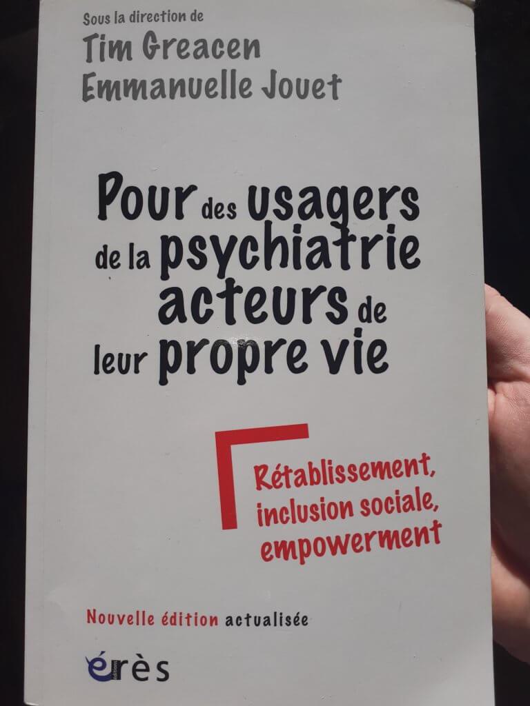 pour des uagers de la psychiatrie