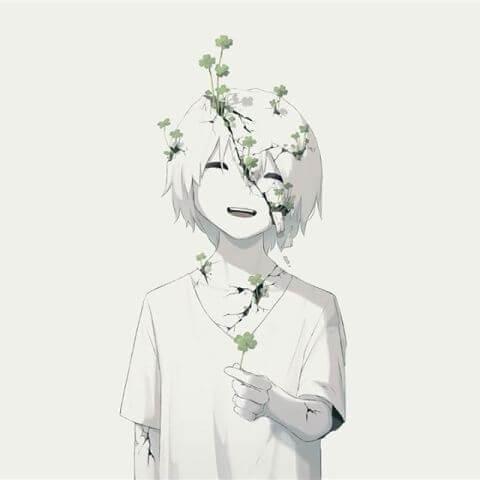 portrait de petite fleur